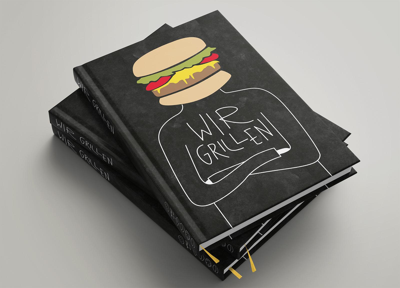 WIR GRILLEN Buch